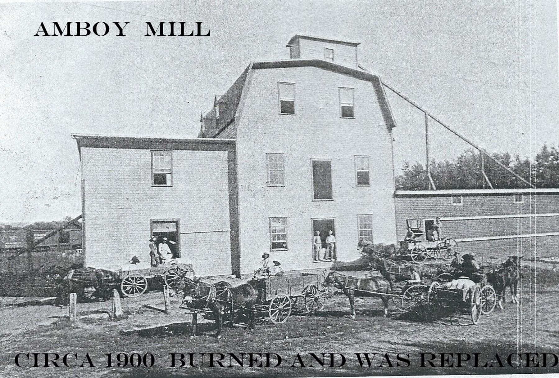 Amboy Mill - probably #2