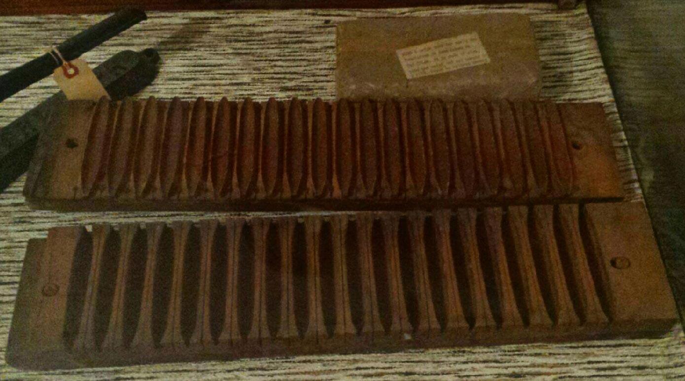 Cigar molds - Nustein
