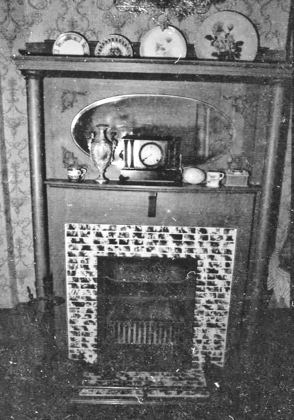 FM Bank Fireplace