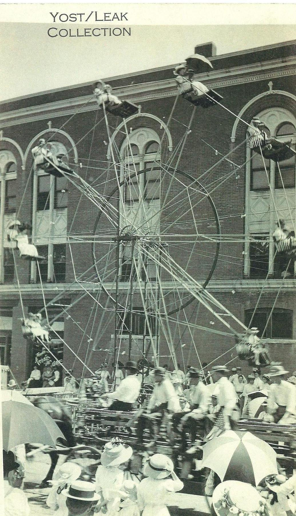 Potter Bldg. - Celebration,m Ferris Wheel 2