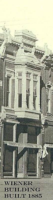 WIENER BLDG 1885