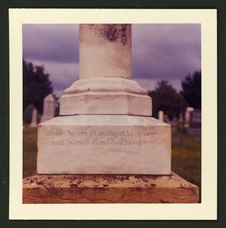 Will OBrien Gravestone