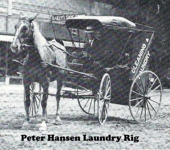 peter Hansen laundry rig