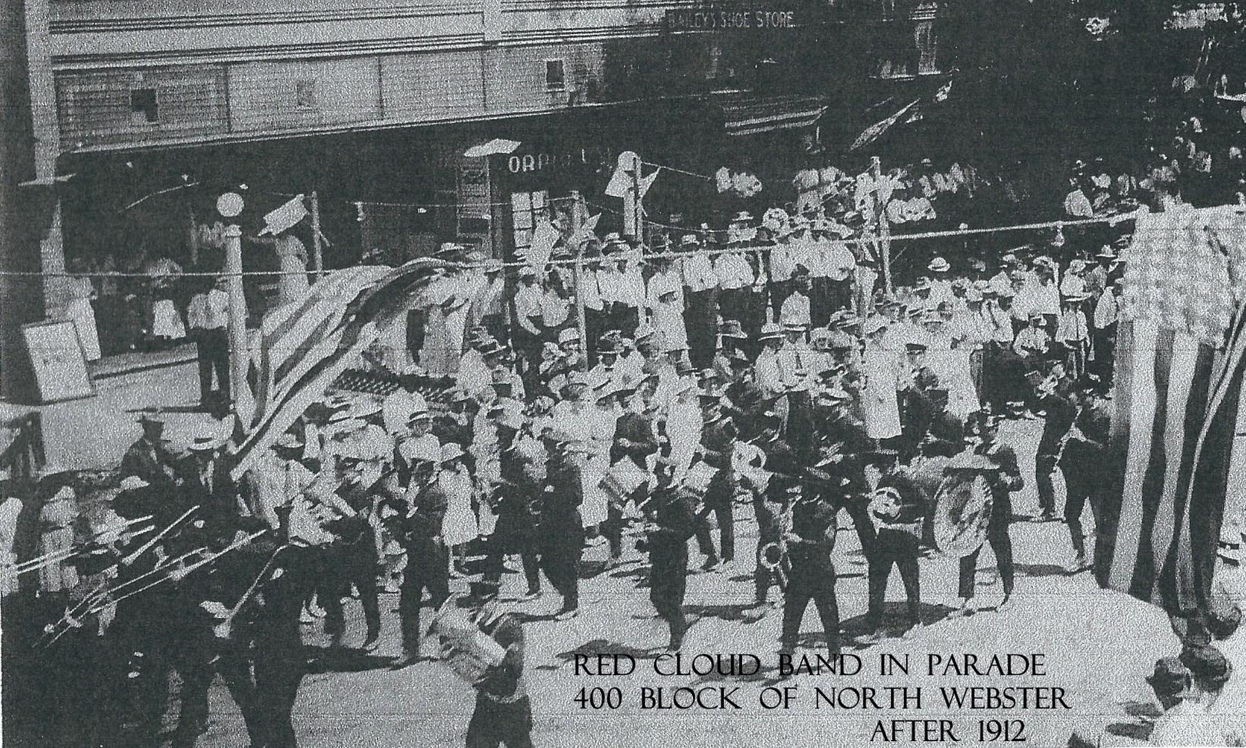 rc band after 1912- laBELED